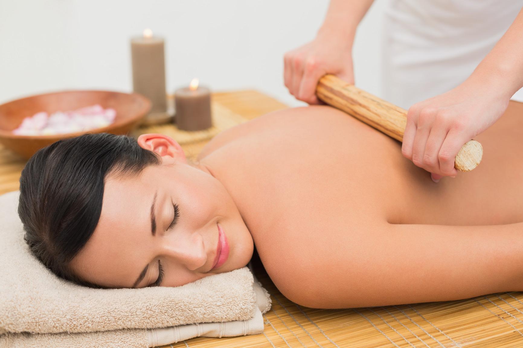 masajul cu bambus slabeste